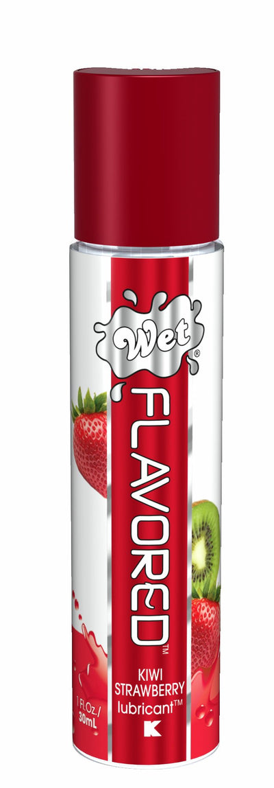 Wet Kiwi Strawberry Flavored 1 Oz.