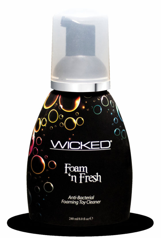 Wicked Foam N Fresh Toy Cleaner 8 Oz.
