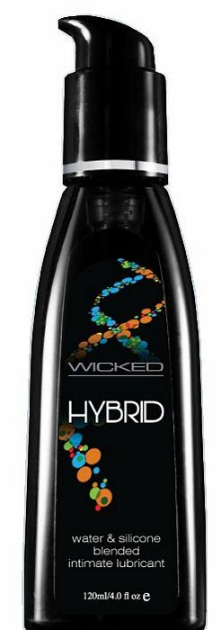 Hybrid Fragrance Free Lube 4 Oz.