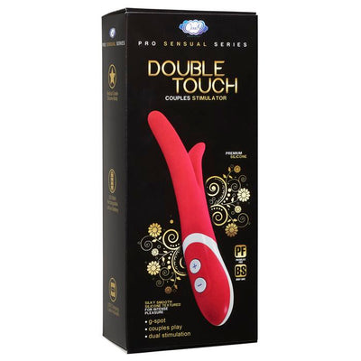 Cloud 9 Pro Sensual Double Touch PinkWhite