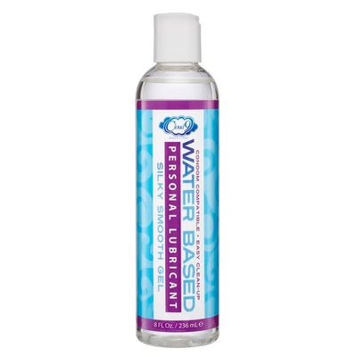 Cloud 9 Water Based Personal Lubricant 8 Oz.