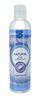 Clean Stream Natural Anal Lubricant