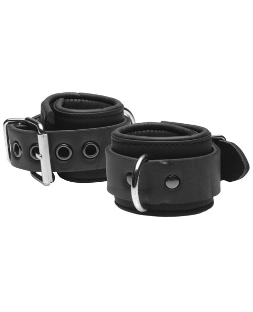 Master Series Serve 1 Neoprene Buckle Cuffs