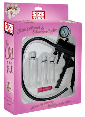 Size Matters Clitoris Enhancement System Kit