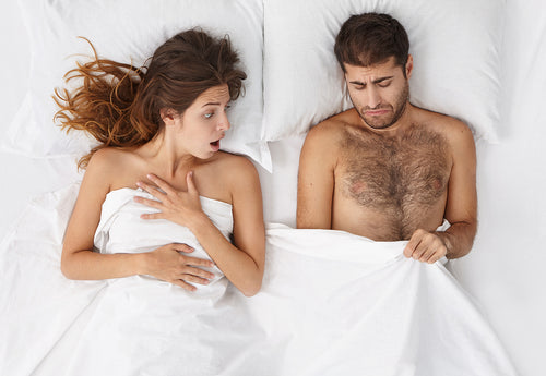 A, B, C, E.D.? Occasional Erectile Dysfunction Can Make Life Hard.