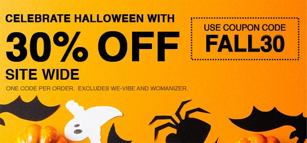 30% Off Site Wide - Use Code FALL30