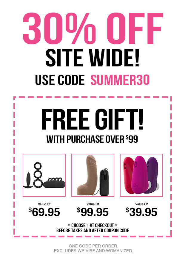 Free Womanizer On Orders Over $99 - While Supplies Last - Select At Checkout