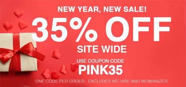 35% Off Site Wide - Use Code PINK35