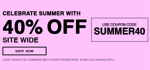 Sex Toy Store Online - 40% Off Site Wide - Use Code SUMMER40