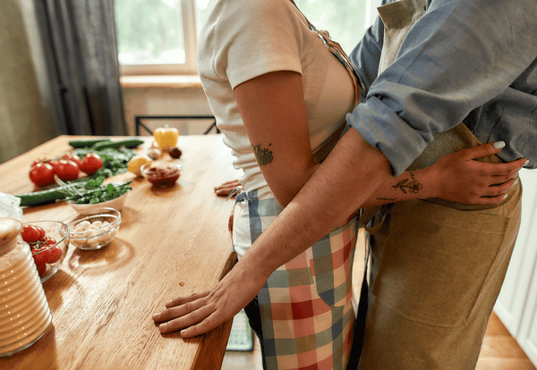 PinkCherry Guide To Sex In The Kitchen