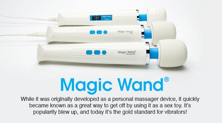 Shop Magic Wand Today