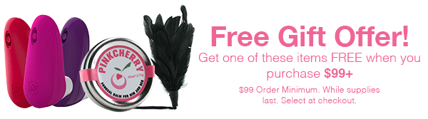 Free Gift On Orders Over $99! While Supplies Last! Select At Checkout