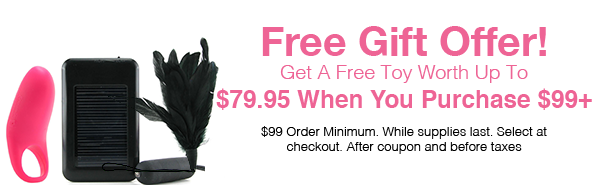 Free Gift With Purchase Over $99!