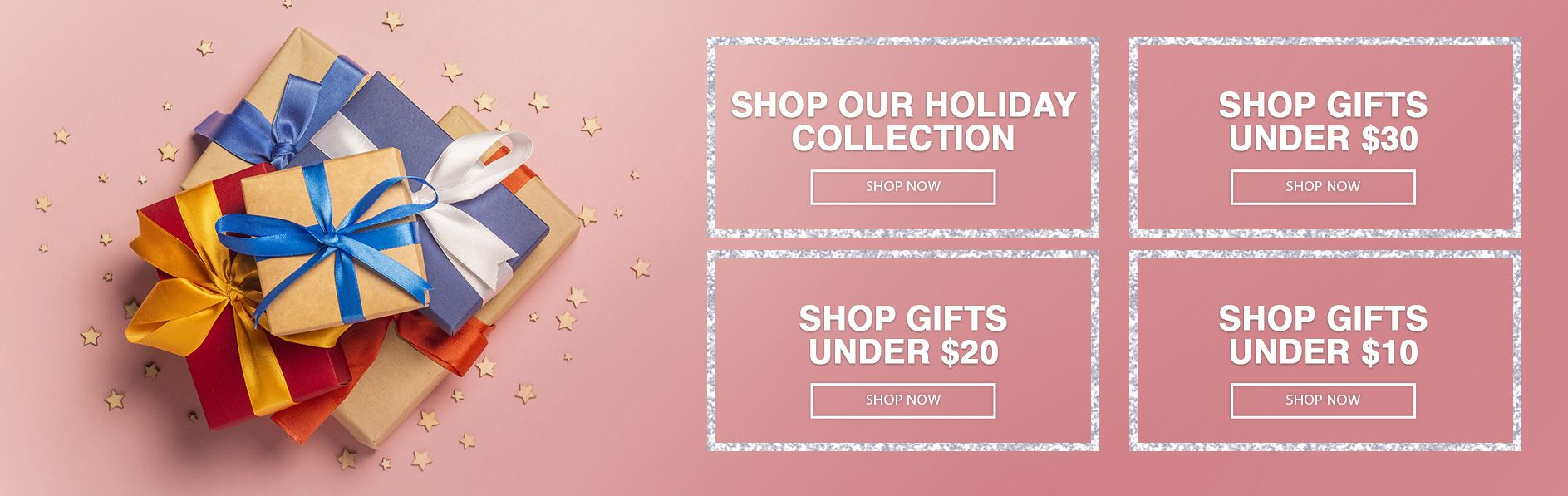 Shop From Our PinkCherry Advent Calendar! New Deals Everyday!
