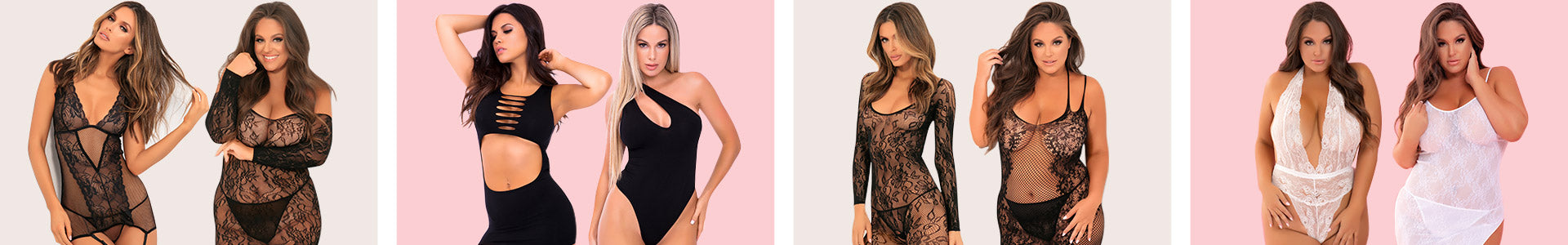 Shop Lingerie From PinkCherry