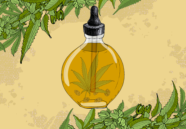 Hemp Based Sex Lubes & Massage Oils CBD