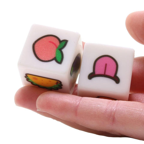 Couples Games Erotic Dice Sex Game