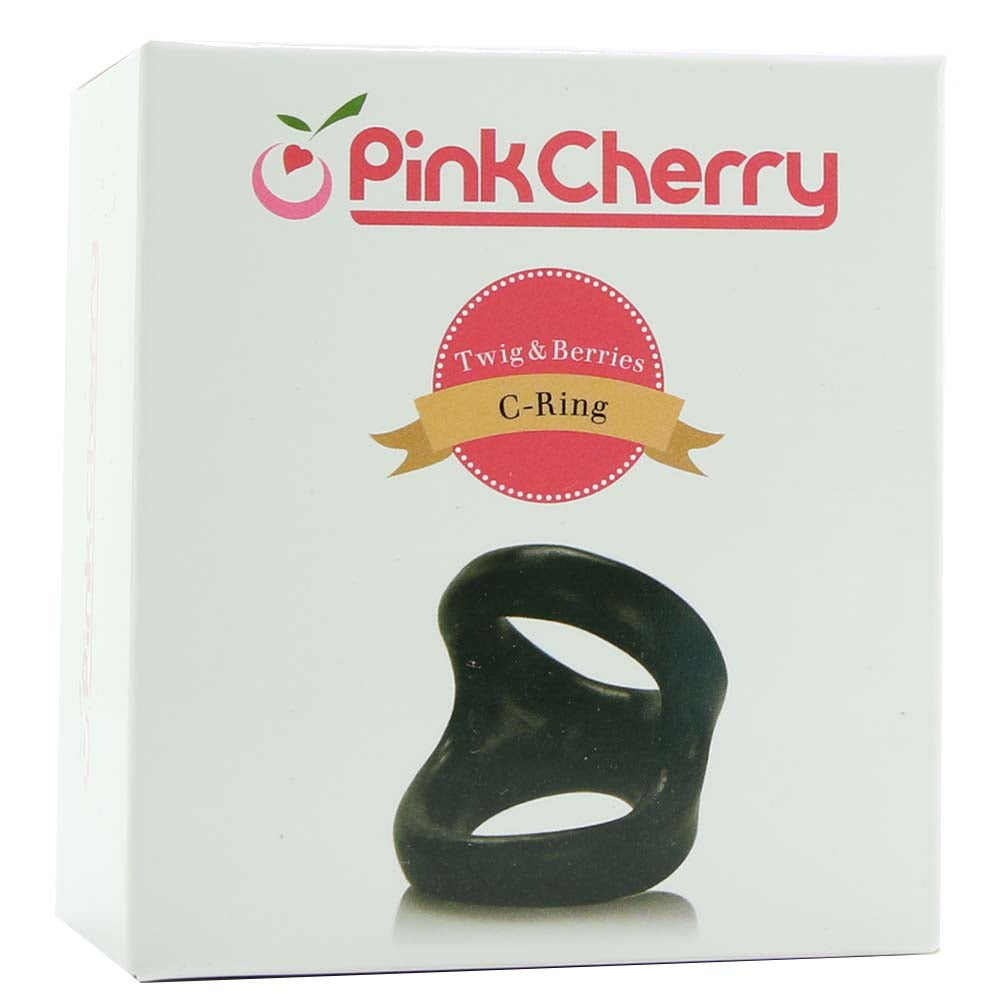PinkCherry Twig & Berries C-Ring