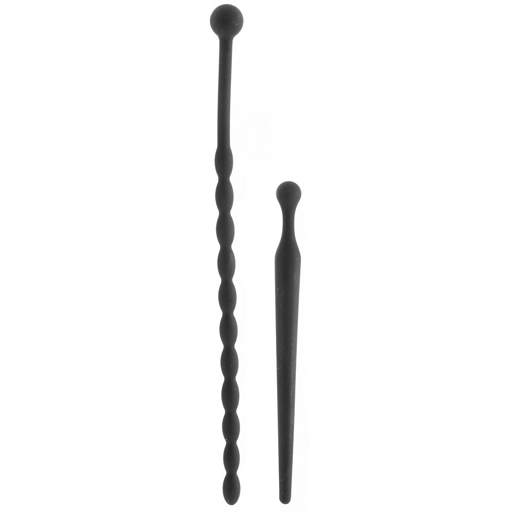 Ouch! Beginners Silicone Urethral Sounding Set