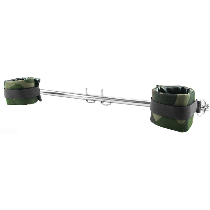 Colt Camo Spread 'Em Spreader Bar with Cuffs