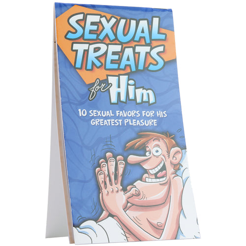 Sexual Treats for Him Coupons