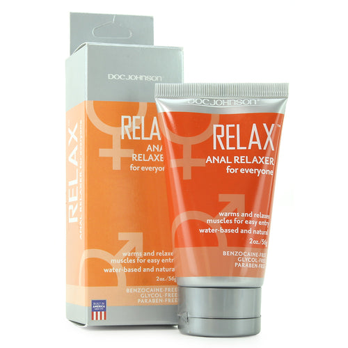 Relax Anal Relaxer