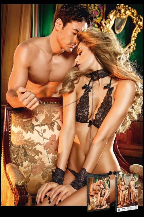 Lace Love Slave Play Set