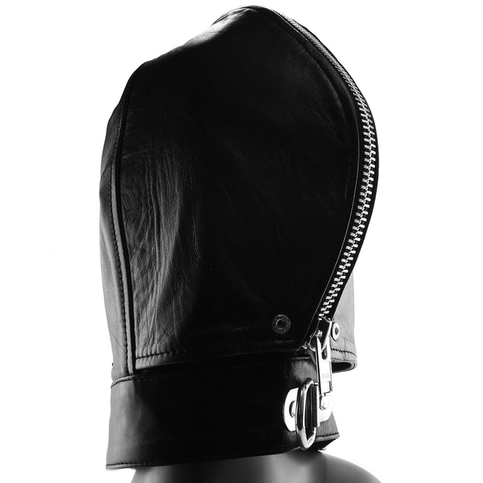 Fly Trap Zippered Hood Mask