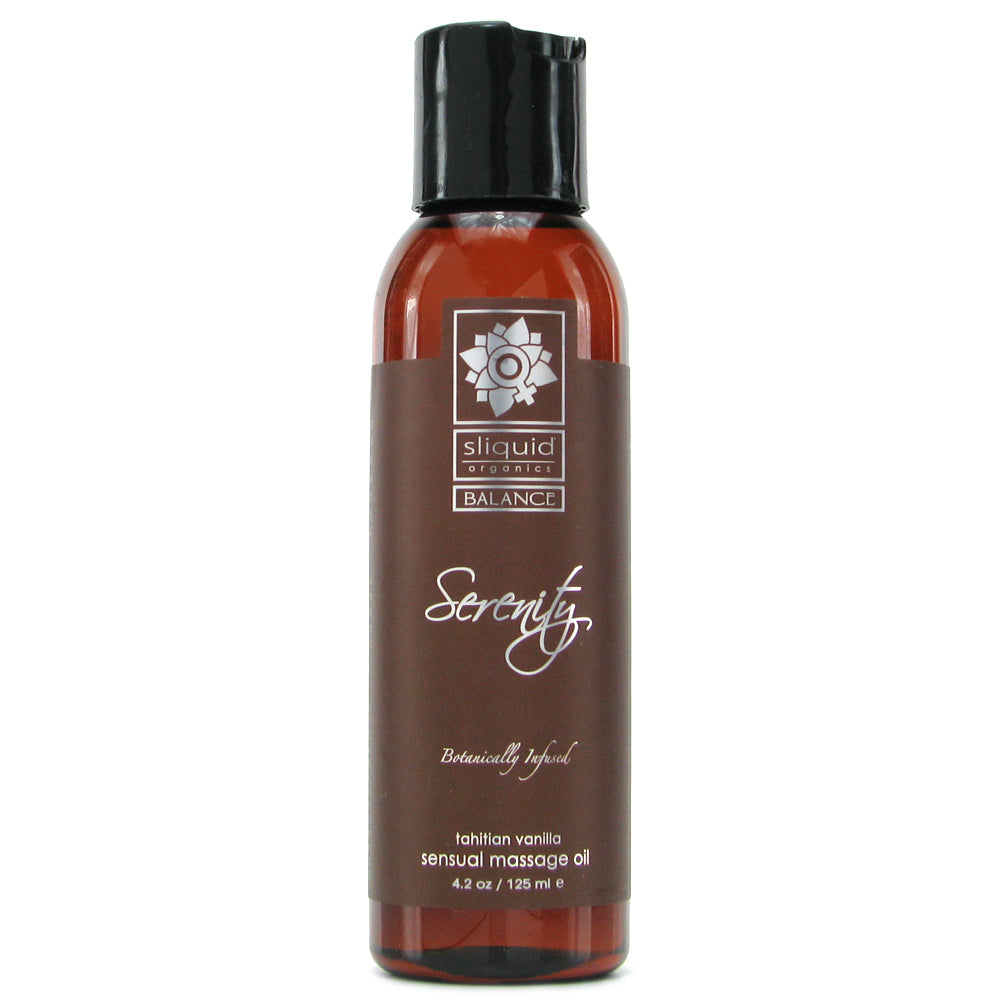 Organics Massage Oil 4.2oz/125mL