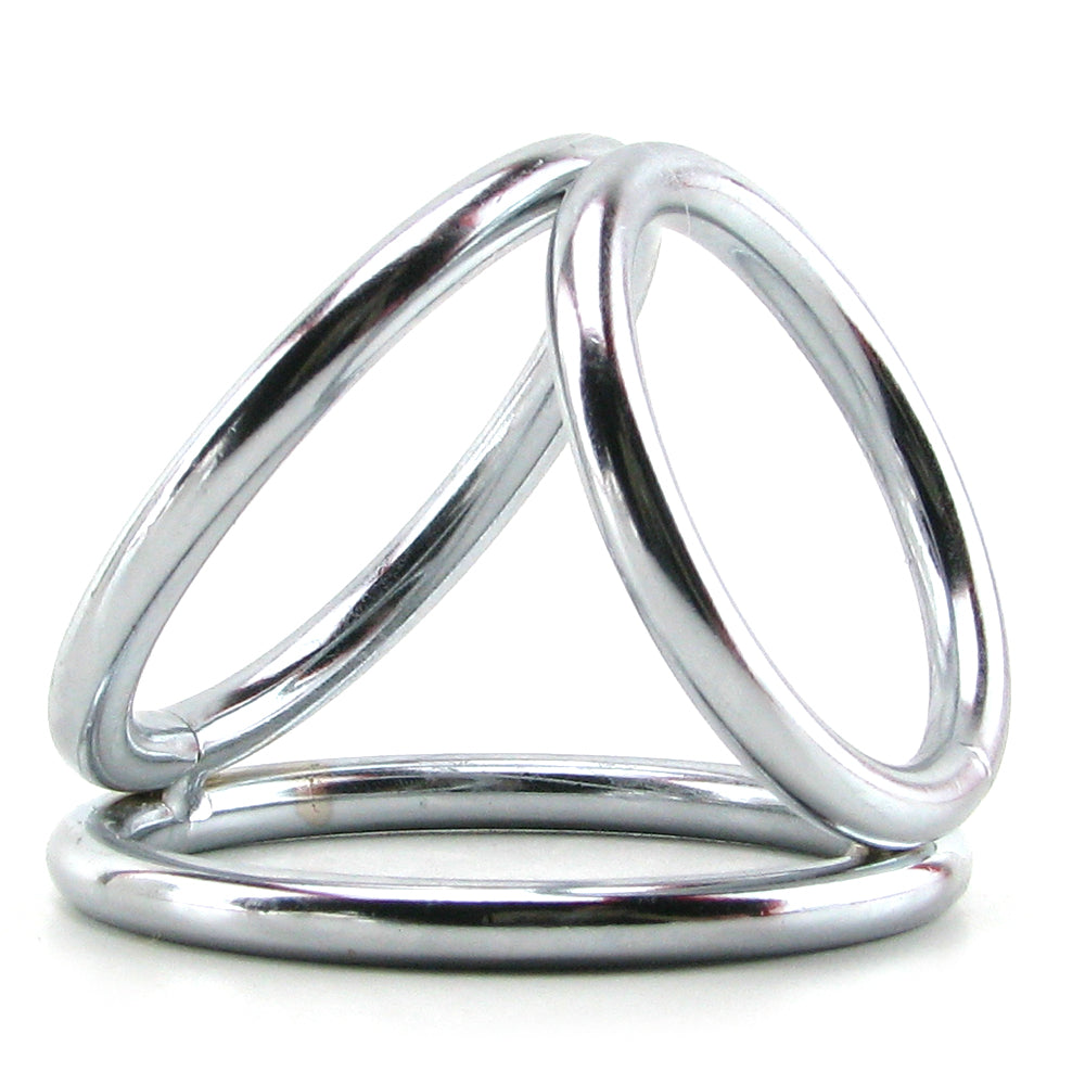 Master Series Triad 2 Inch Triple Cock Ring
