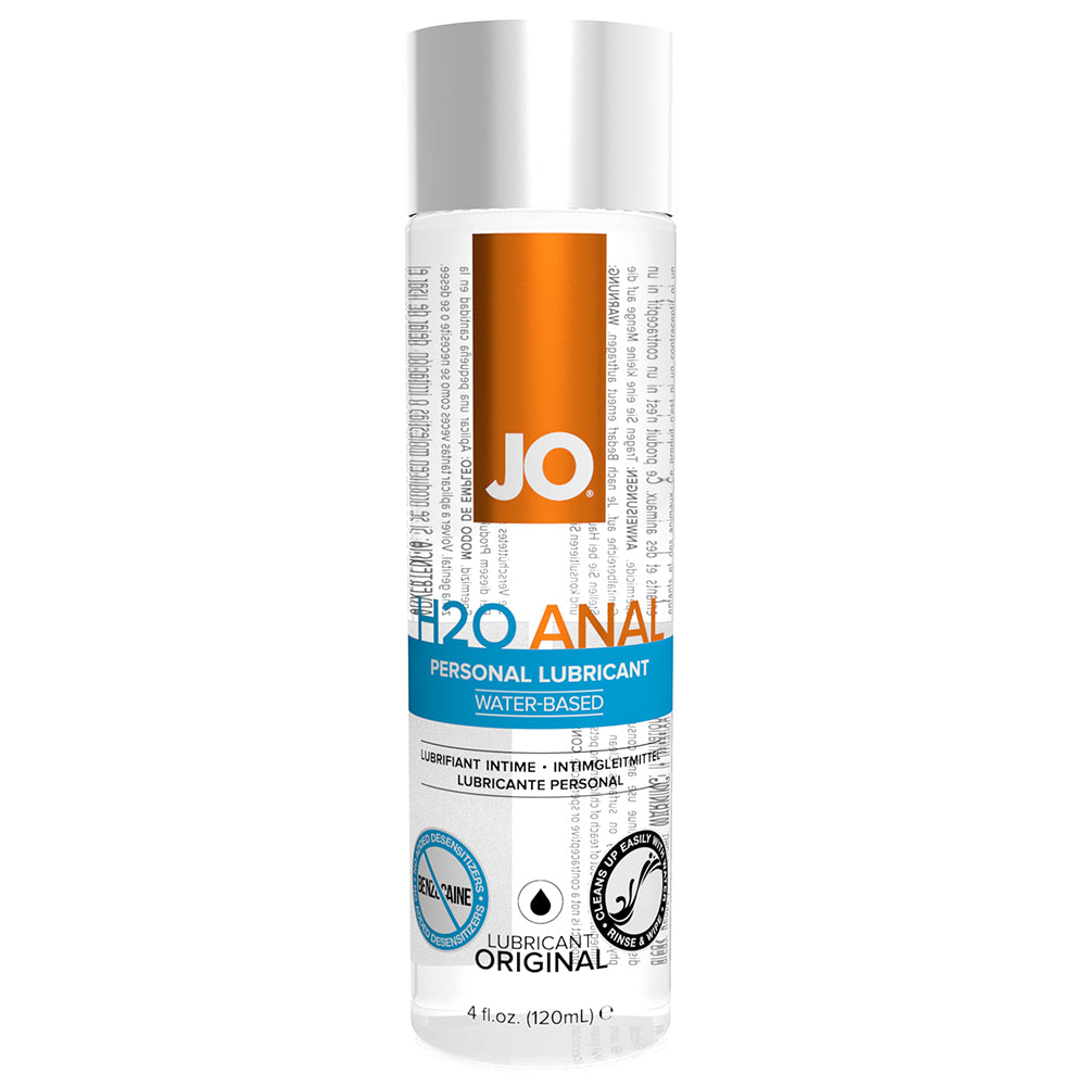 H2O Personal Anal Lubricant