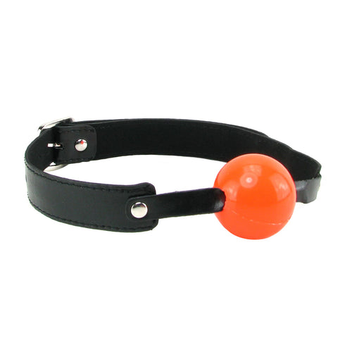 Sex & Mischief Solid Red Ball Gag