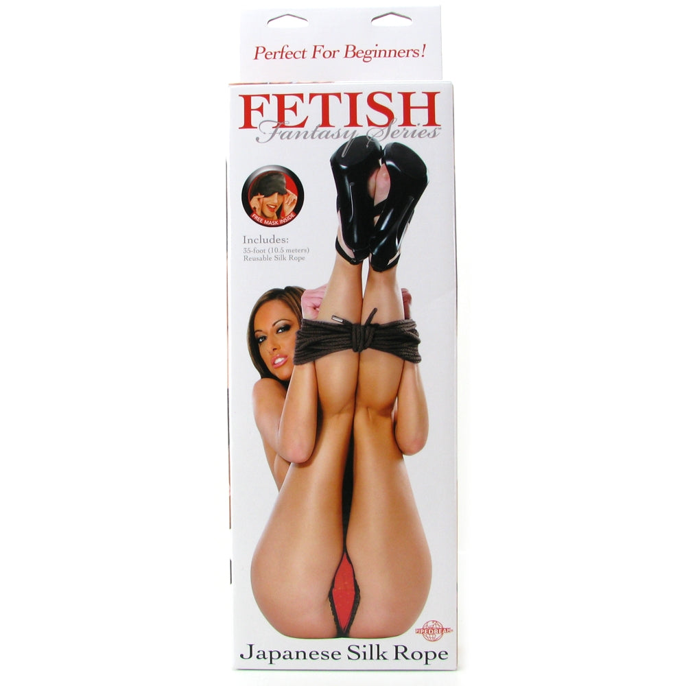 Fetish Fantasy Series 35 Foot Japanese Silk Rope