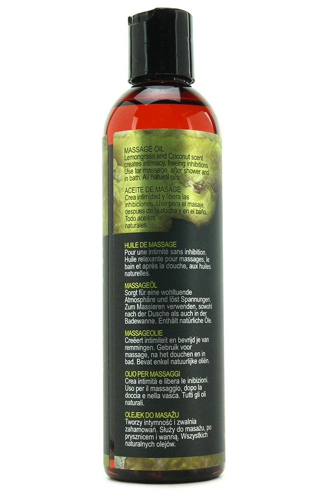 Relax Massage Oil 8oz/240ml
