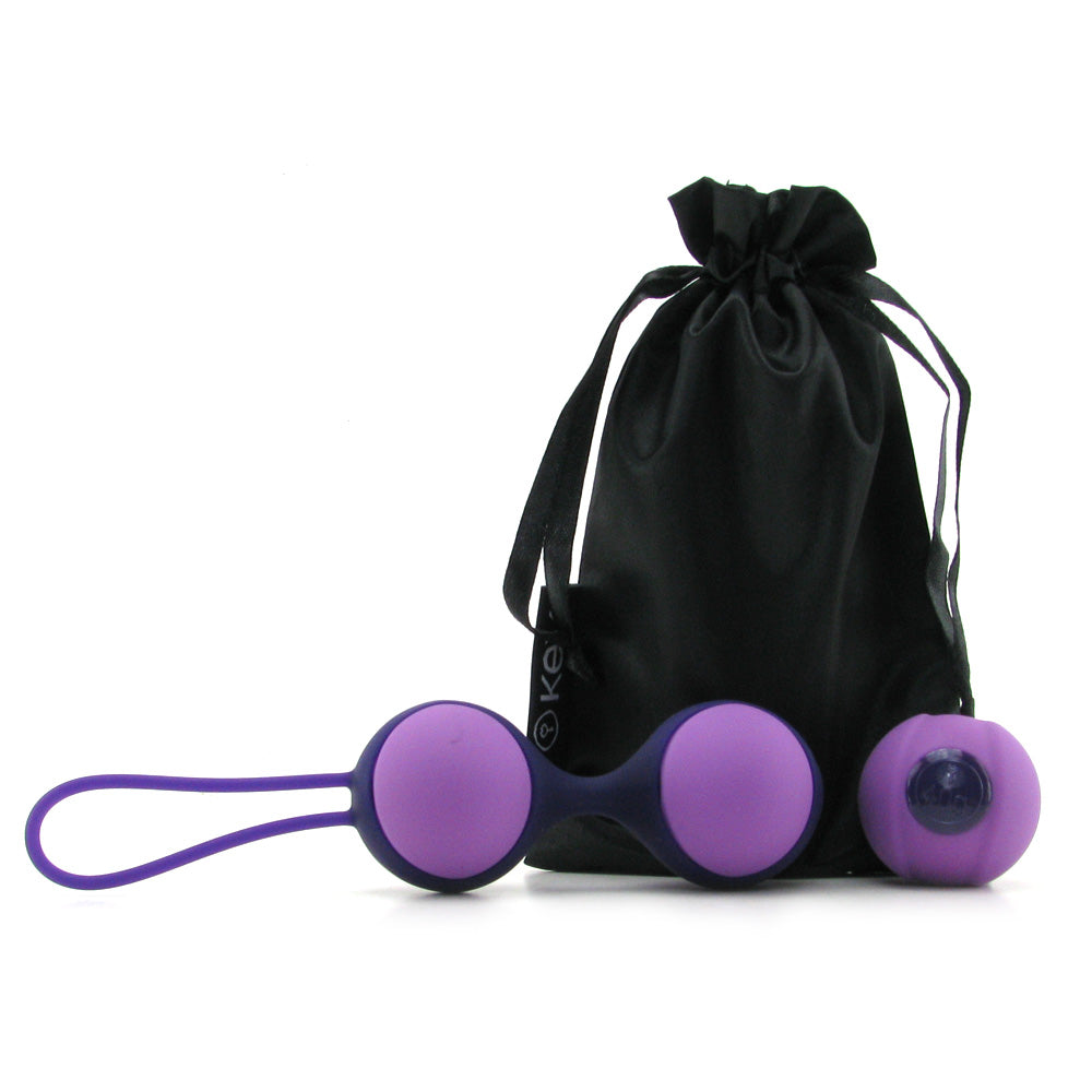 Stella II Double Kegel Ball Set