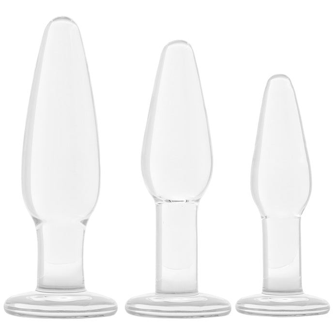 gläs 3 Piece Anal Training Set
