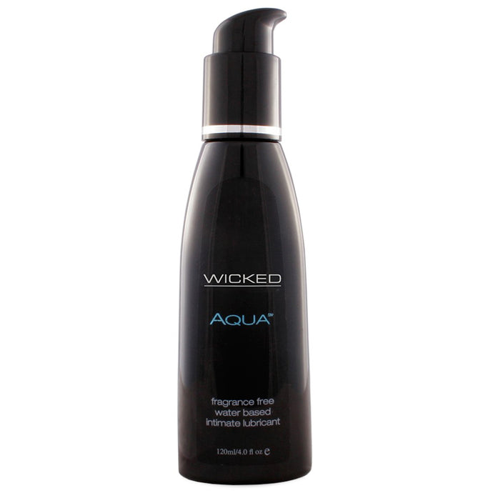 Aqua Condom Safe Lube 4oz/120ml