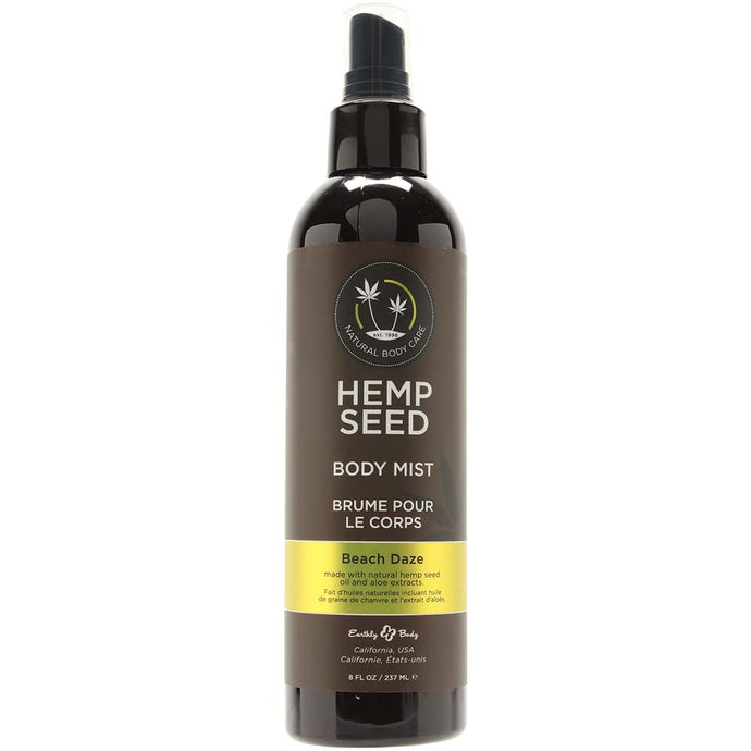 Hemp Seed Body Mist 8oz/237ml