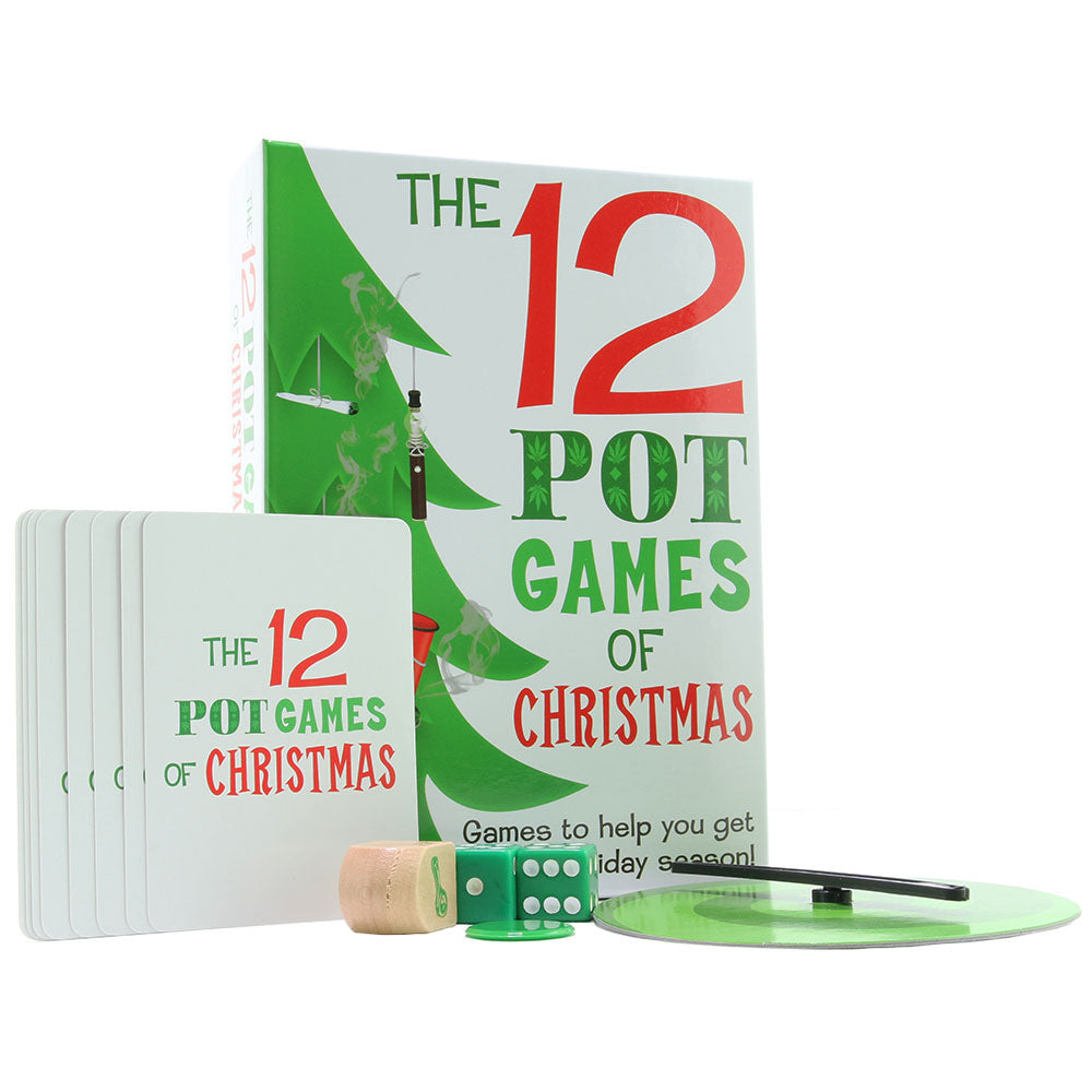 The 12 Pot Games of Christmas
