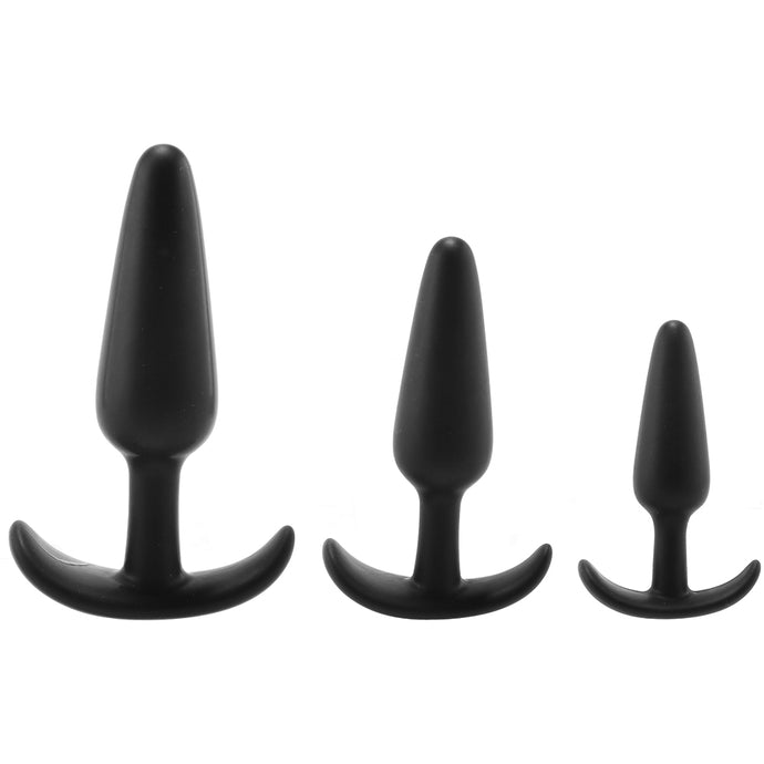 Kink Anal Essentials 3-Piece Trainer Set
