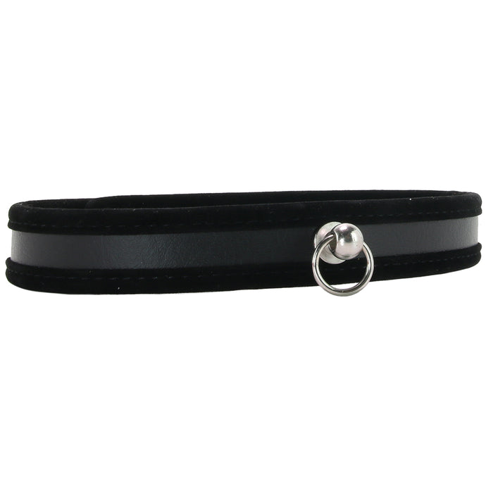 Sex & Mischief Black Day Collar