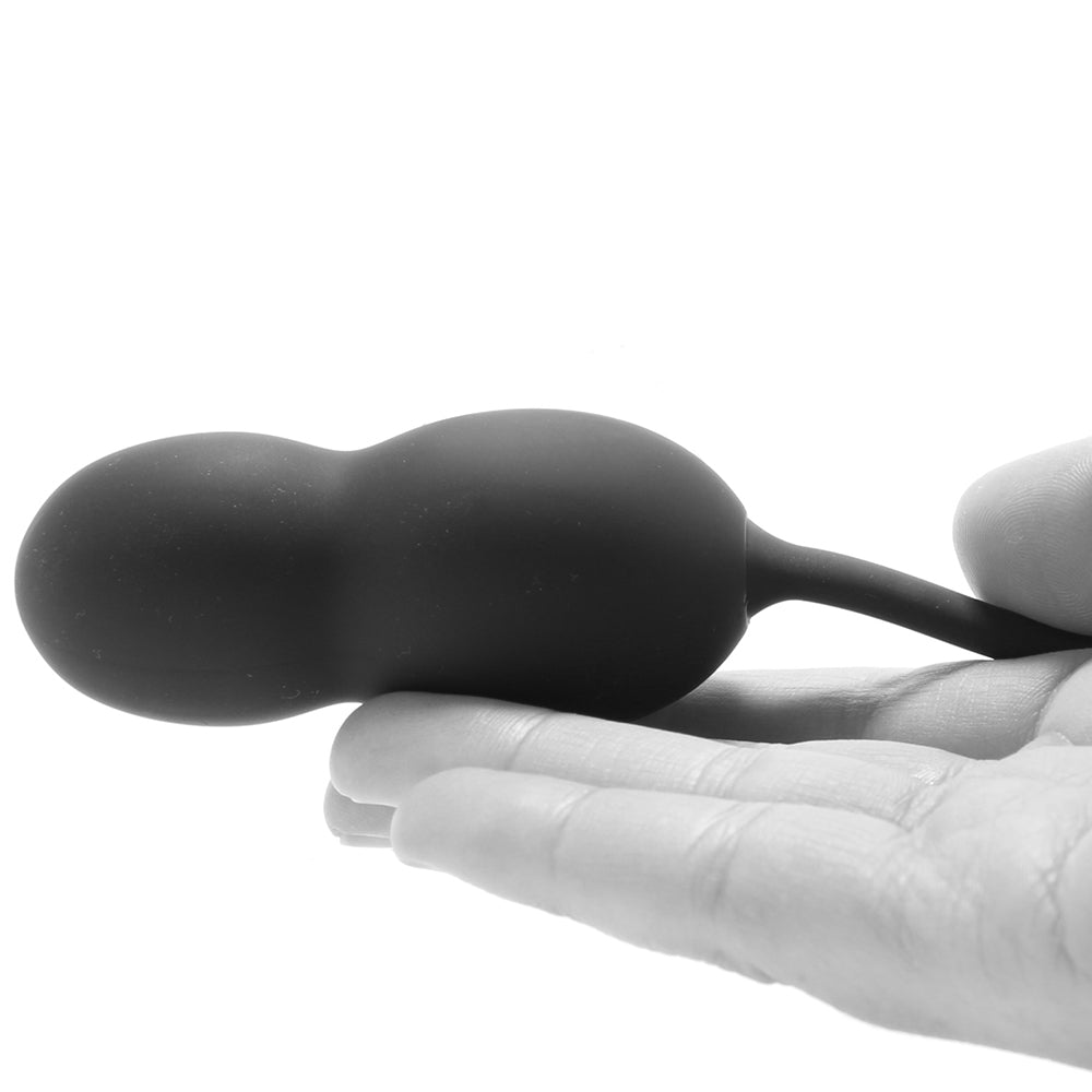 Ultra-Soft Kegel Balls with Wristband Remote