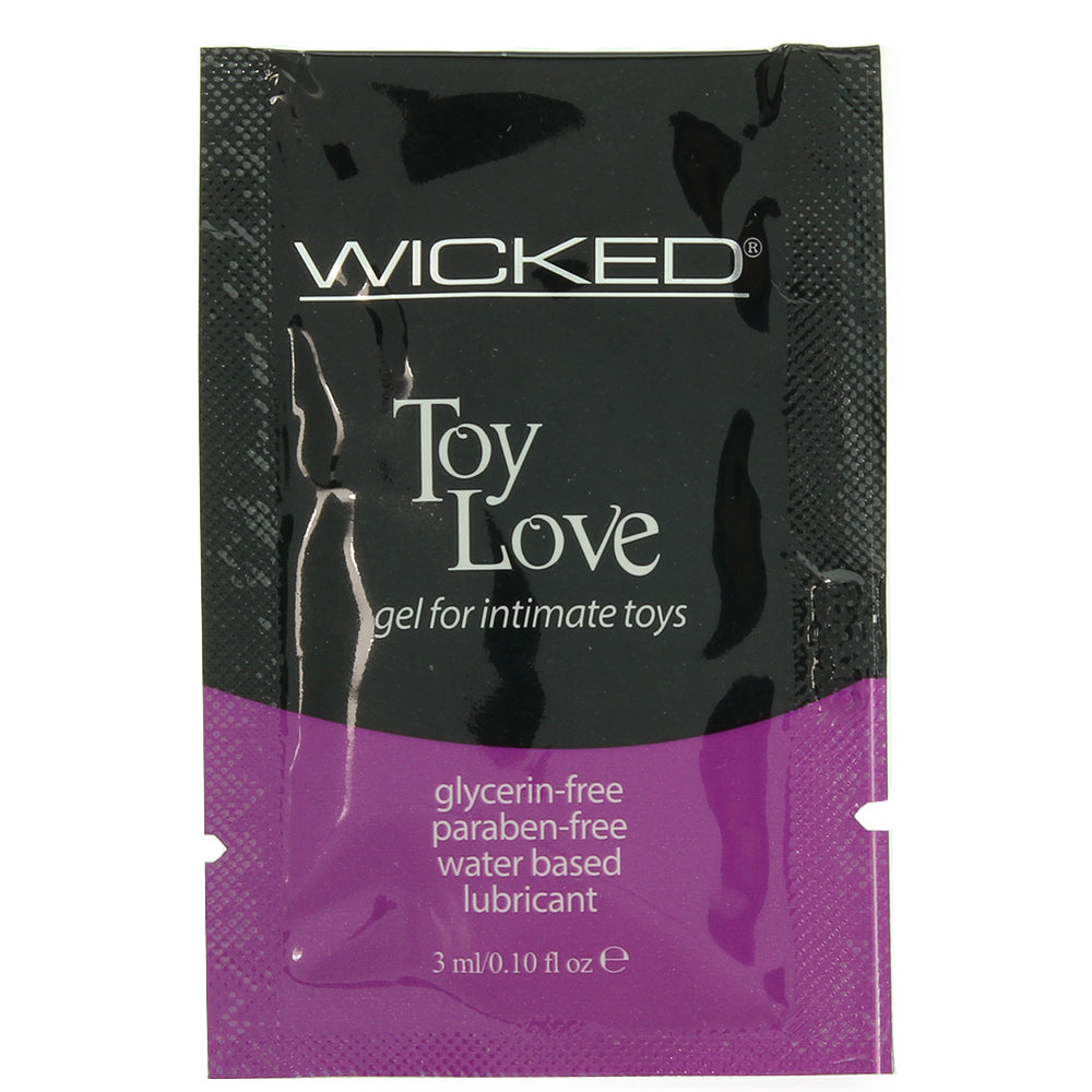 Toy Love Glycerine Free Gel Lubricant