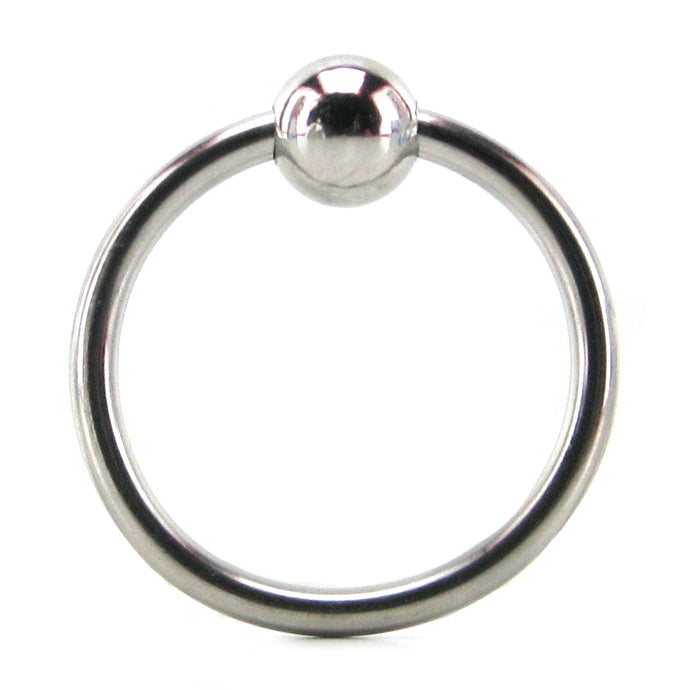 Master Series Ornata Steel Ball Head Ring