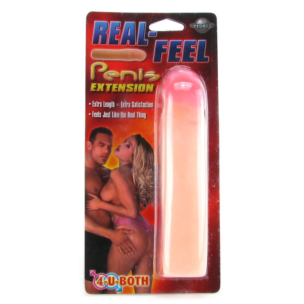 Real-Feel Penis Extension