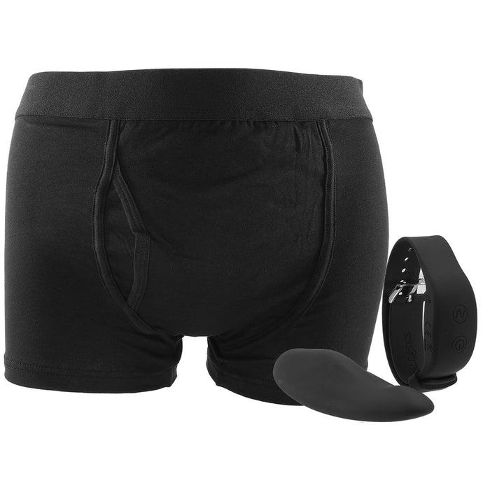 Remote Control Boxer Brief & Vibe Set