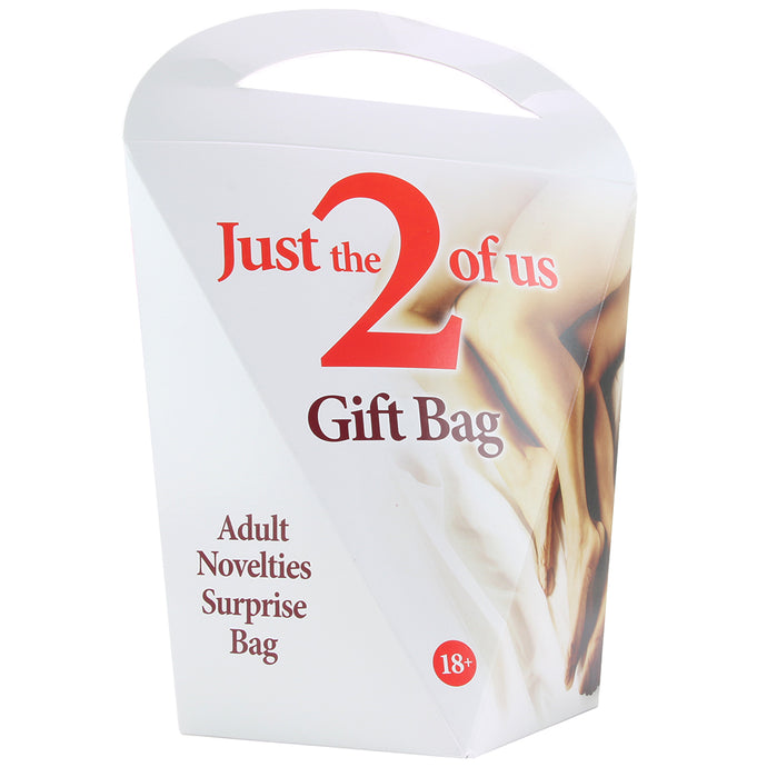 Just the 2 of Us Surprise Gift Bag