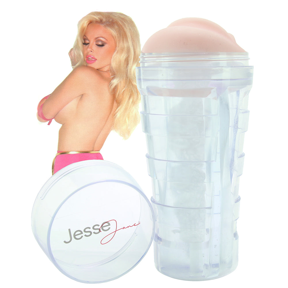 Jesse Jane Deluxe Signature Mouth Stroker