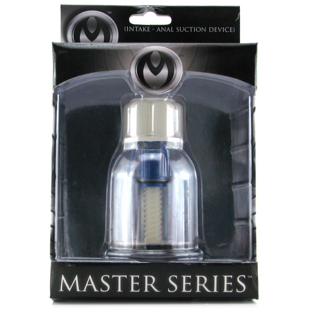 Master Series Intake Anal Suction Device