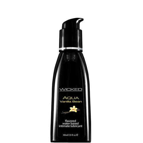 Aqua Flavored Lube 2oz/60ml